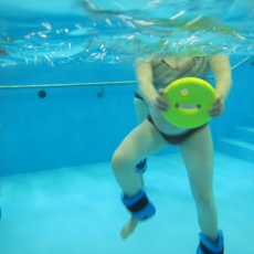 Wassergymnastik by Nicole Albes | Hebamme & IBCLC