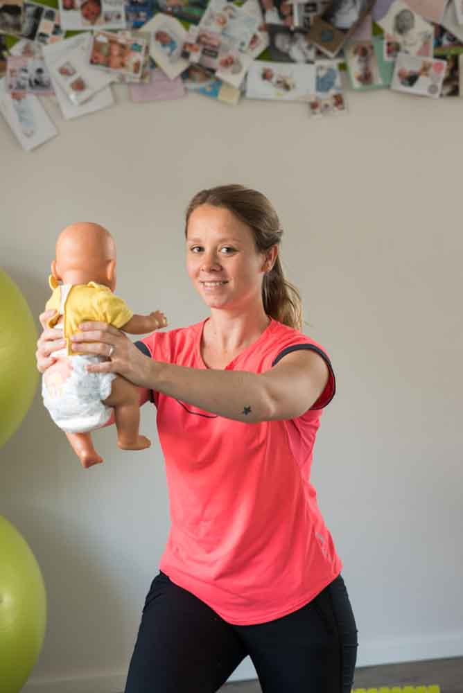 Physiotherapeutische Rückbildung 2